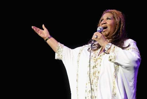 Aretha at Radio City